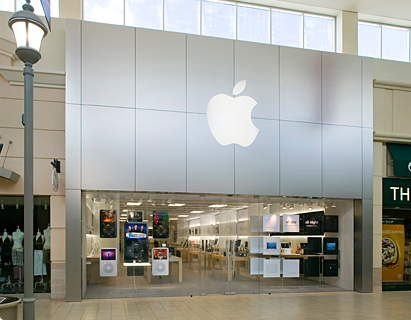 Apple Store, Memorial City, Houston