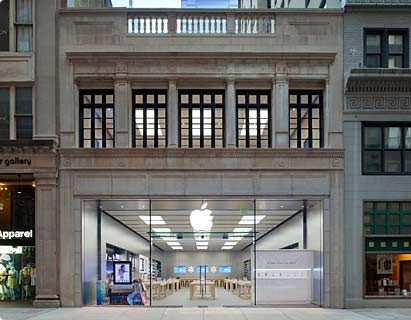 Apple Store, Walnut Street, Philadelphia