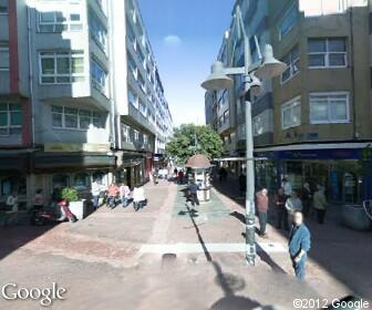 bbva oficina 619 a coru a calle barcelona a coru a
