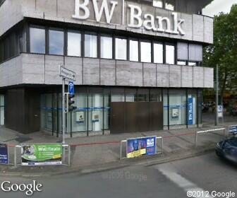 Bw Bank Bad Cannstatt