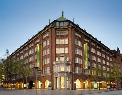 GALERIA Kaufhof Hamburg Mönckebergstraße Adresse