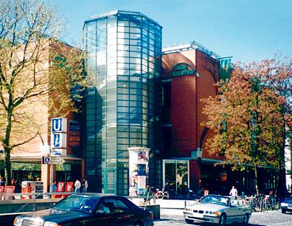 galeria kaufhof m nchen am rotkreuzplatz adresse ffnungszeiten. Black Bedroom Furniture Sets. Home Design Ideas