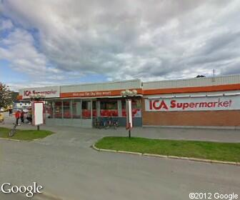 Ica supermarket timrå