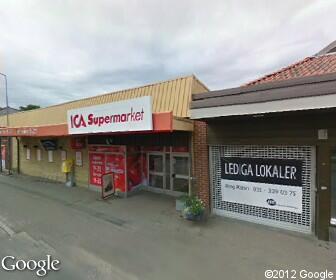 Ica Supermarket Byske Öppettider