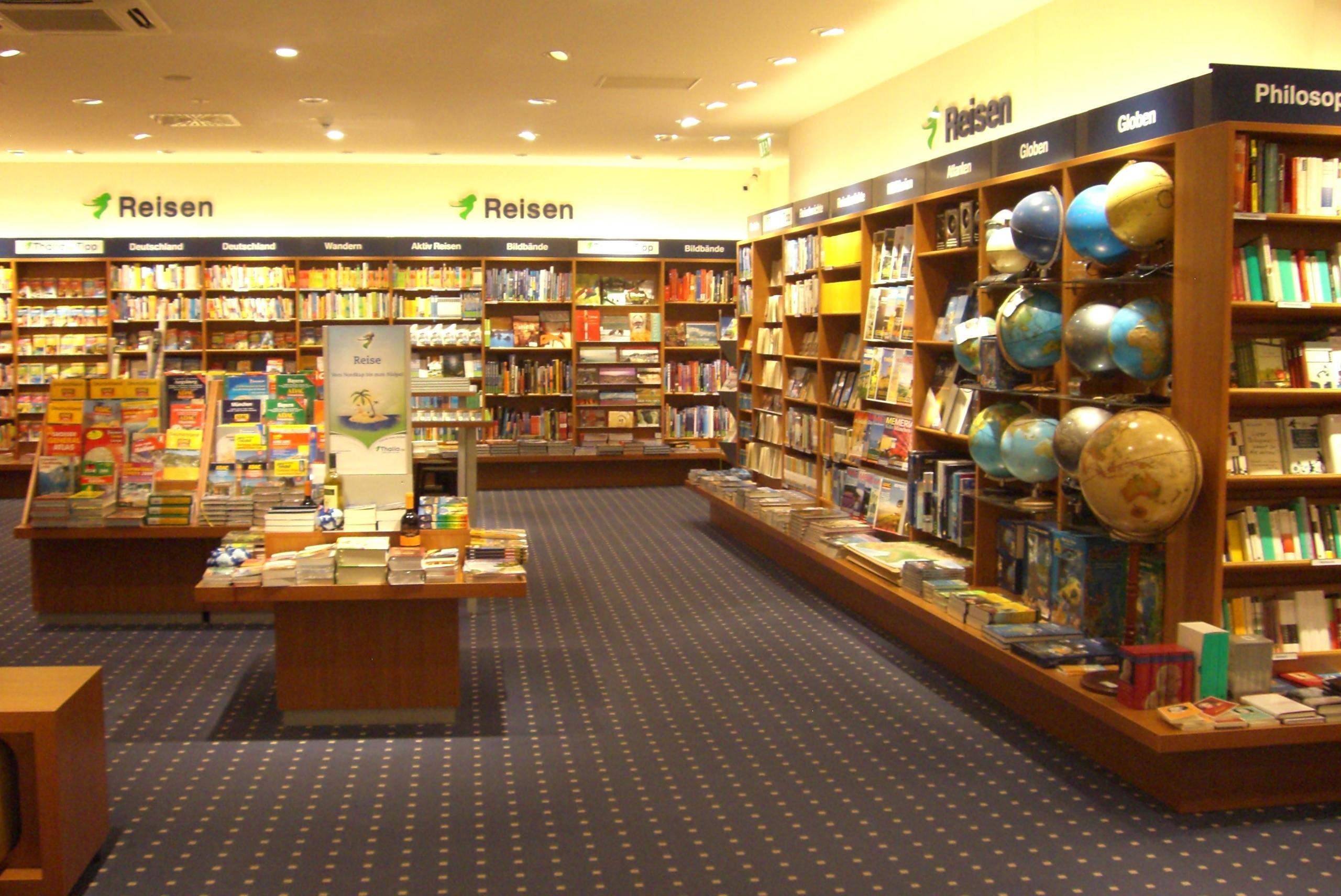 Buchhandel Thalia