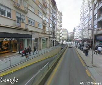 Zara santiago de compostela calle republica del for Zara santiago de compostela