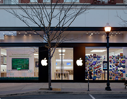 Apple Store, Clarendon, Arlington