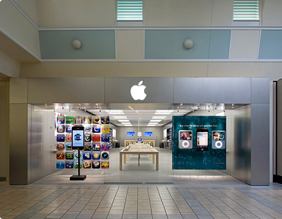Apple Store, Maine Mall, South Portland